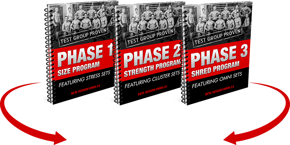 The Beta Version Workouts & Journal Sheets of No Nonsense Muscle Building 2.0